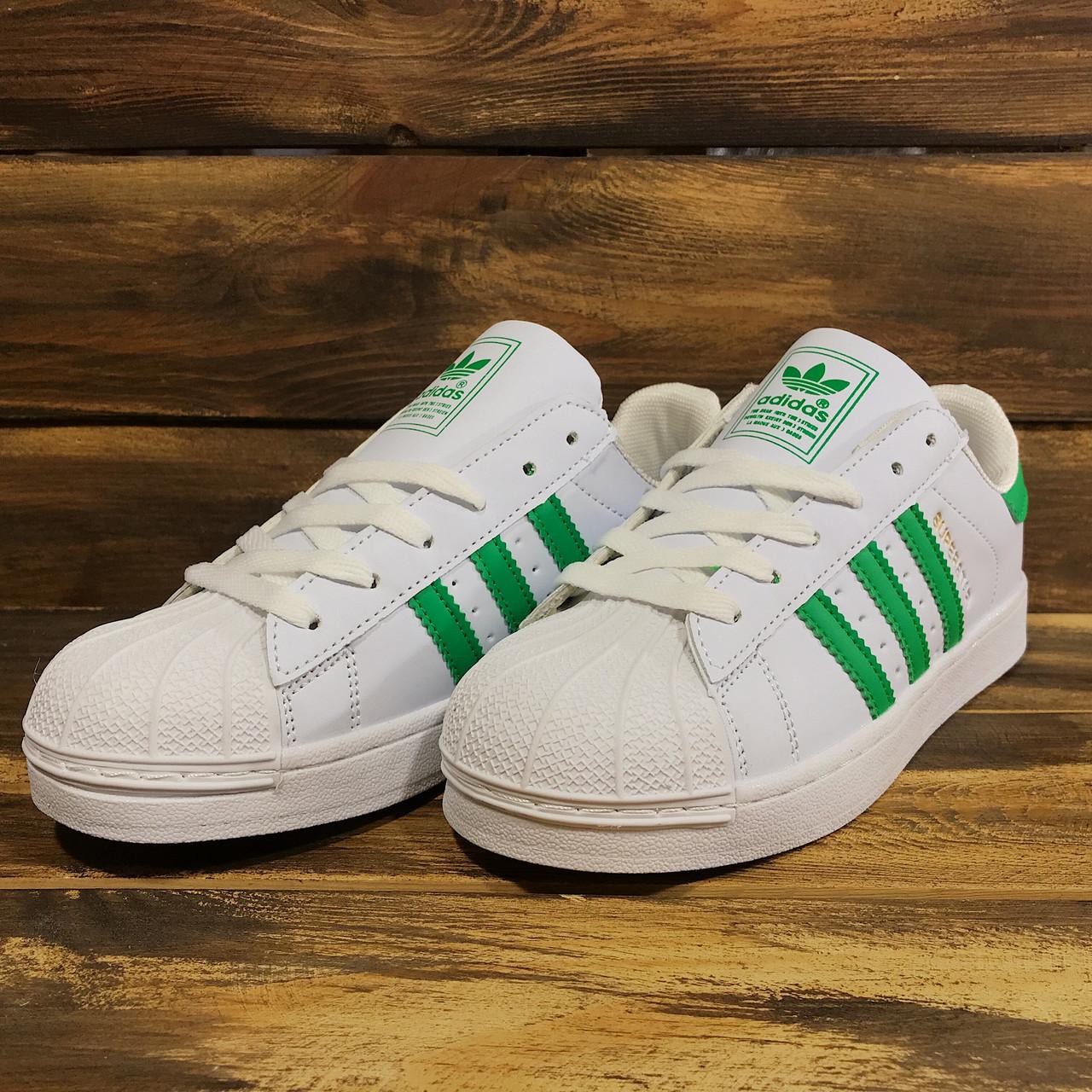 10452e52 ... Кроссовки женские весенние Adidas Superstar (реплика) , фото 3 ...