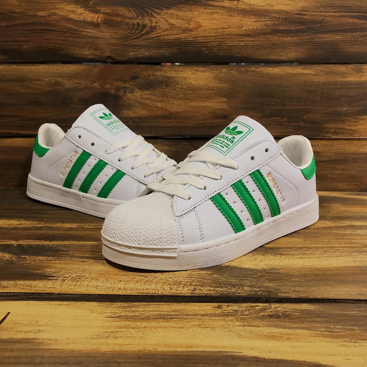 1cb0bf85 Кроссовки женские весенние Adidas Superstar (реплика) : продажа ...