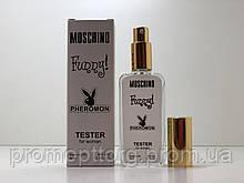 Женский парфюм Moschino Funny тестер с феромонами 65 ml ОАЭ (реплика)