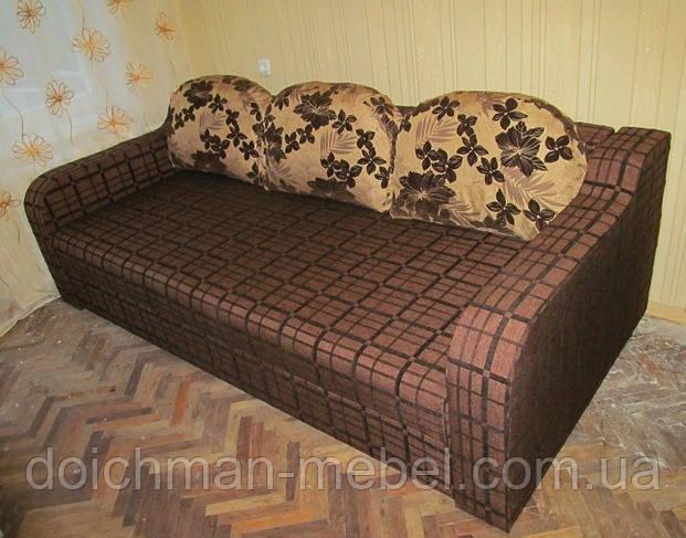 """Мягкая мебель Диван раскладной спальный для дома """"Еврокнижка"""""""
