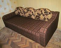 """М'які меблі Диван розкладний спальний для дому """"Єврокнижка"""""""