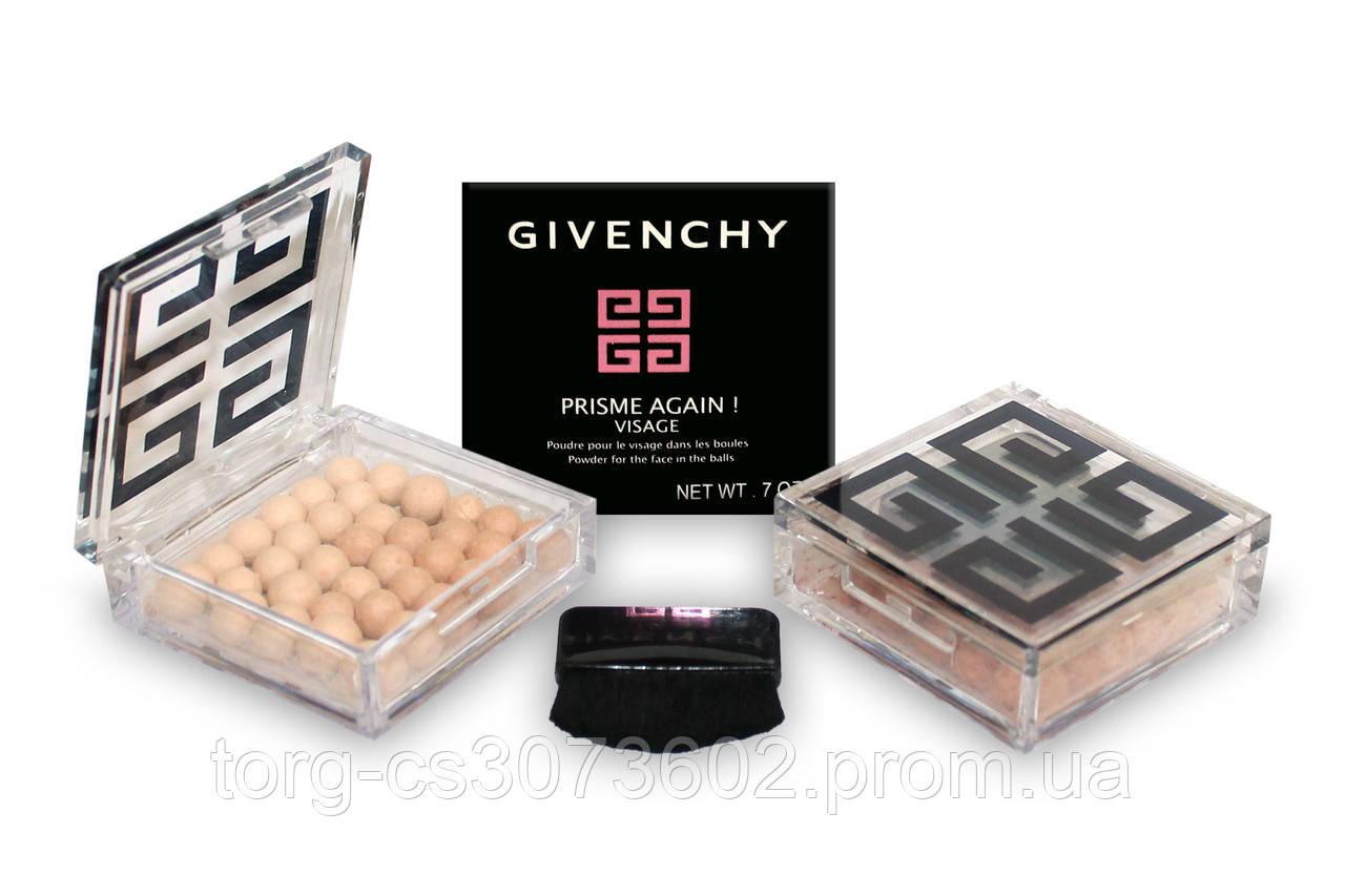 """Кулькова пудра Givenchy """"Prisme again visage"""" 8P01"""