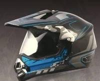 Мотошлем кроссовый  BLD-819-4 c защитным визором