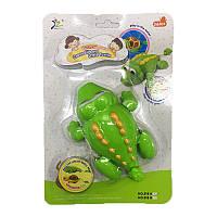 "Водоплавающая игрушка ""Крокодил"" - 13 см"