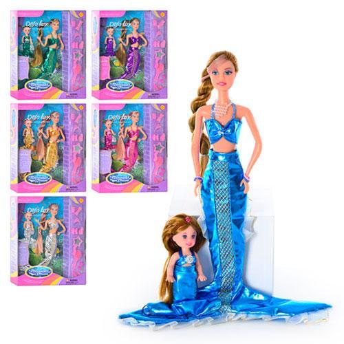 Кукла Defa 20978 Русалочки - набор (2 шт)