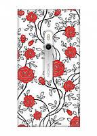 Чехол для Nokia Lumia 800 (Цветочки)