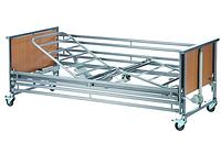 Медицинская кровать с электрическим приводом Medley Ergo 4-х секционная