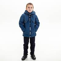 Куртка-жилет для хлопчика «Плейн», фото 1
