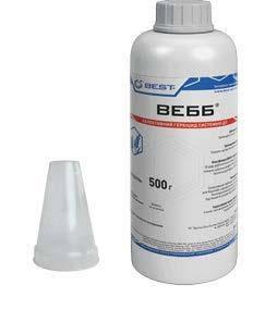 Гербицид Вебб (аналог Гранстар) BEST - 0,5 кг, фото 2