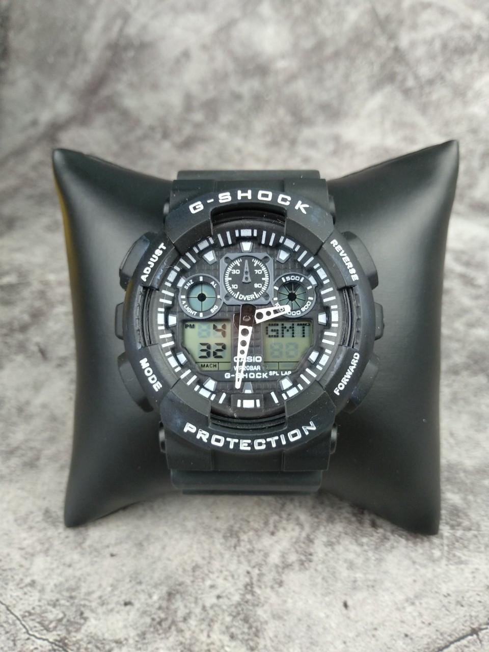 Часы Casio G-Shock black реплика