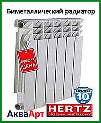 Биметаллический радиатор HERTZ 500х80х80