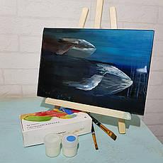 Светящаяся краска Acmelight для творчества набор 8шт. (160 мл), фото 3