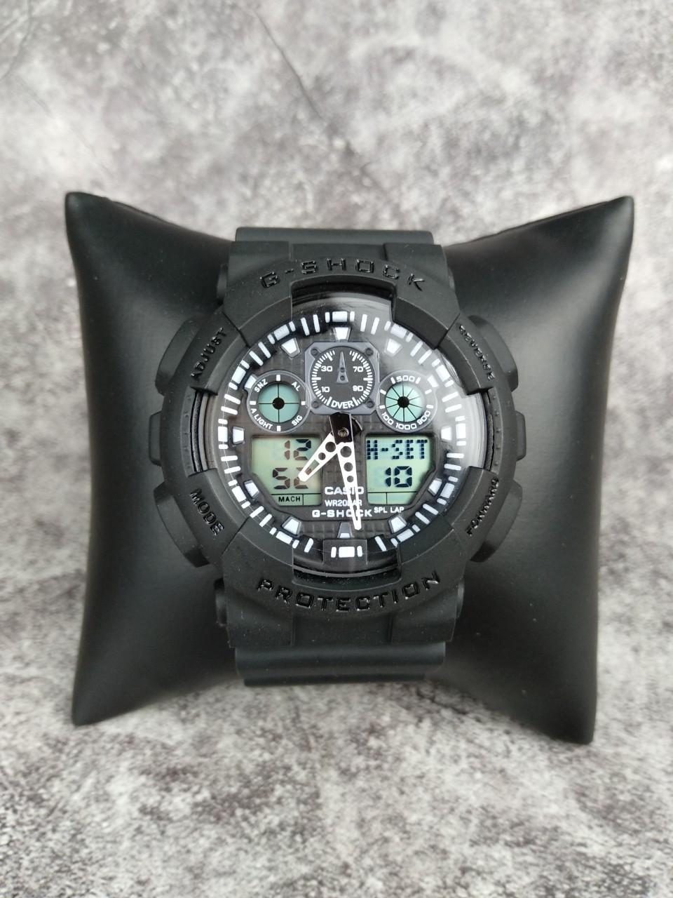 Часы мужские Casio G-Shock All black реплика