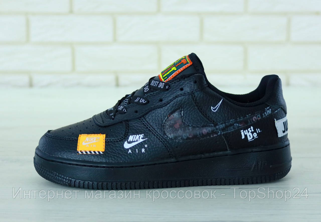 "5b7cb9cd ... 100% authentic c16a9 07009 Мужские кроссовки Nike Air Force 1 Low ""Just  Do It"