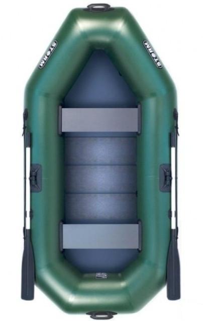 Aqua Storm st260 - лодка надувная двухместная Шторм 260
