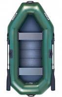 Aqua Storm st280 - лодка надувная двухместная Шторм 280 с реечным ковриком, фото 1