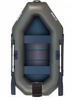 Aqua Storm st240cDt – лодка надувная Шторм 240 с навесным транцем и ковриком, фото 1