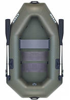 Aqua Storm st220c - лодка надувная одноместная Шторм 220 с реечным ковриком, фото 1