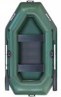 Aqua Storm SS260R - лодка надувная двухместная Шторм 260 с реечным ковриком, фото 1