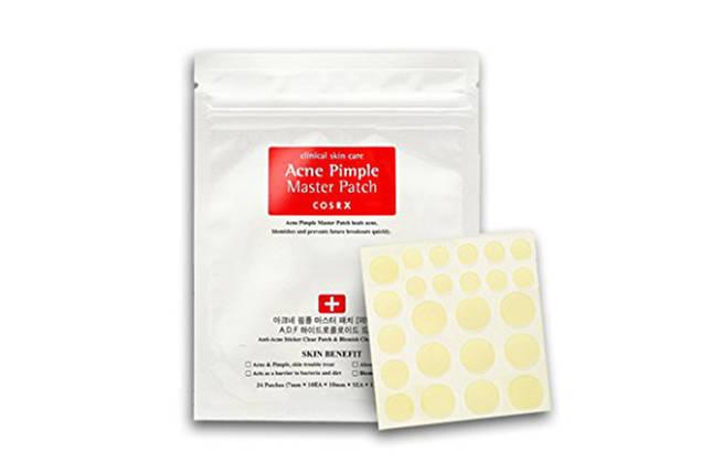 Патчи для быстрого локального удаления акне и гнойничков COSRX Acne Pimple Master Patch, 24 шт, фото 2
