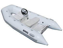 Brig F300 DELUXE - лодка надувная риб Бриг 300 серии люкс