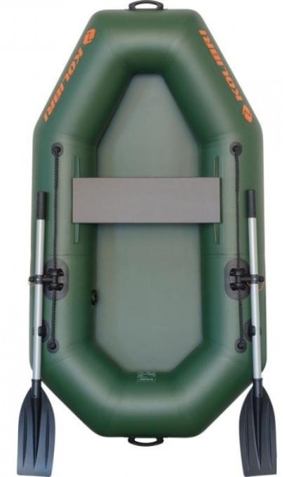 Kolibri К-190 - лодка надувная гребная одноместная Колибри 190