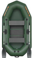 Kolibri К-250Т rug - лодка надувная Колибри 250 с реечным ковриком, фото 1