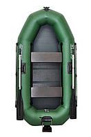Omega 245LST(PS) - лодка надувная Омега 245 с транцем, ковриком и передвижными сиденьями