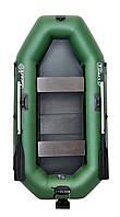 Omega 250LST(PS) - лодка надувная Омега 250 с транцем, ковриком и передвижными сиденьями