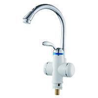 Проточный водонагреватель Zerix ELW-01.