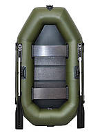 Omega 220LS - лодка надувная гребная Омега 220 с реечным ковриком
