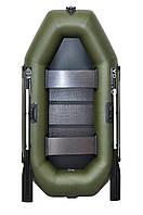 Omega 250LS - лодка надувная гребная двухместная Омега 250 с реечным ковриком