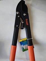Профессиональный сучкорез с наковаленкой RN4308 с храповым механизмом для срезки ветвей