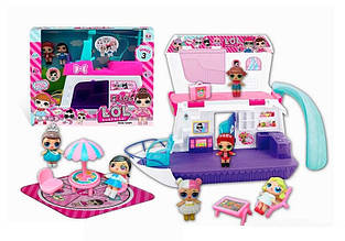 Игровой набор с куклами ТМ 856 В (аналог LOL)