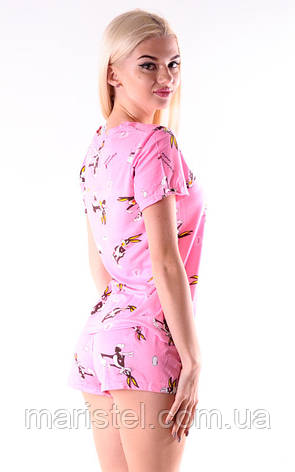 Молодежная пижама 330-11, фото 2