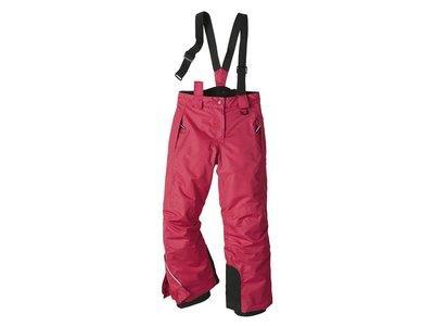 Лыжные штаны CRIVIT розовые р.122/128
