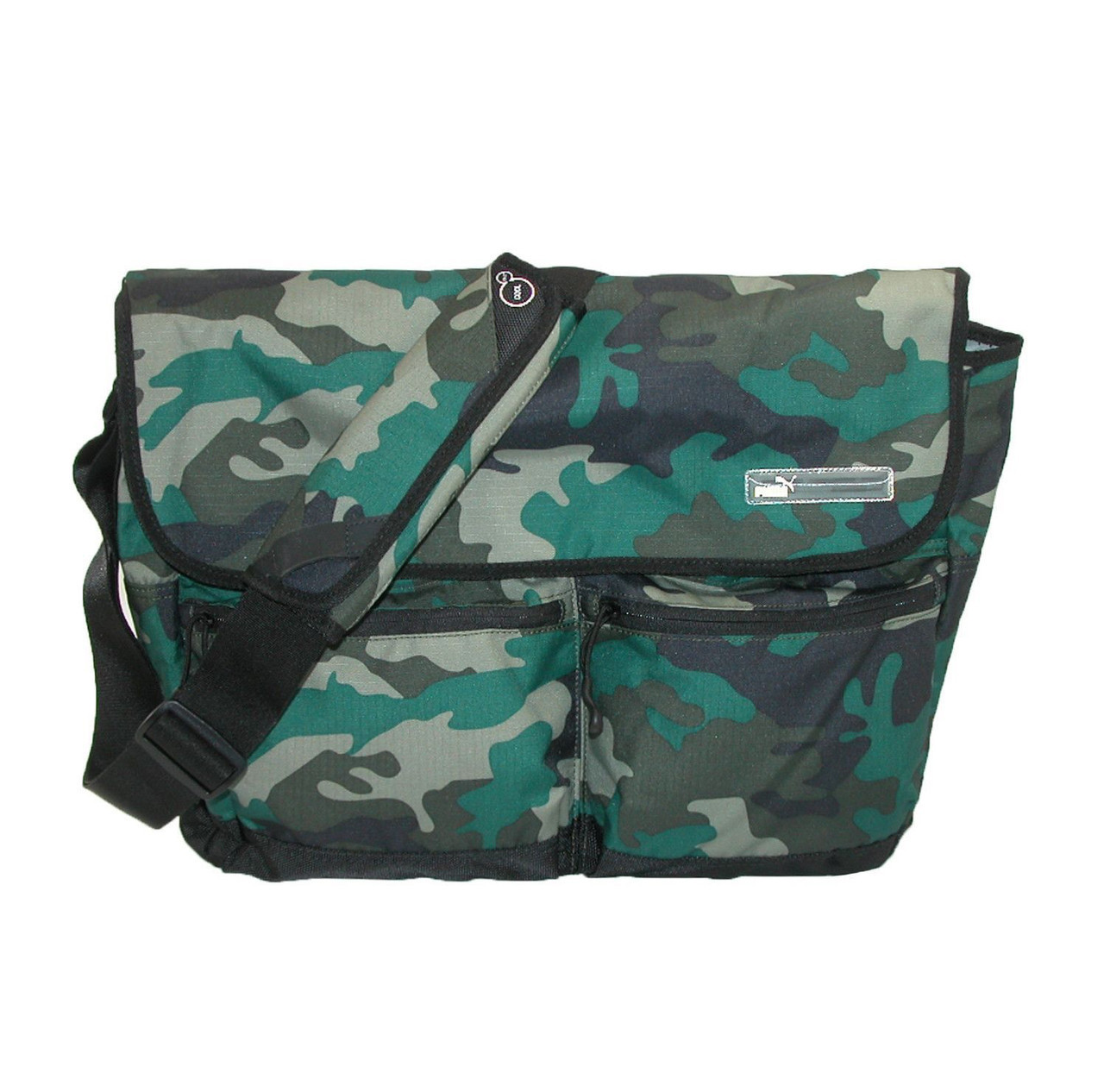 Сумка Puma 23L Outlander Shoulder Bag Camo