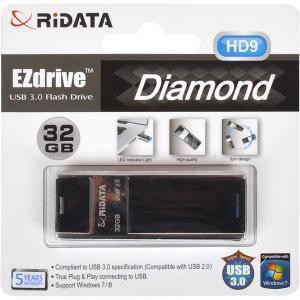 Флешка USB 3.0 32Gb Ridata Black HD9                                   960077/6418348, фото 2