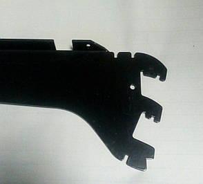 Кронштейн для стеллажной системы Черный 500мм, фото 2