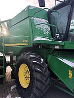 Зерноуборочный комбайн John Deere W650 2010 года, фото 1