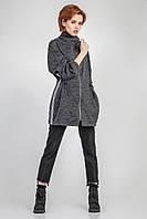Женская легкая куртка в спортивном стиле