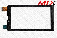 Тачскрин BRAVIS NB754 3G черный