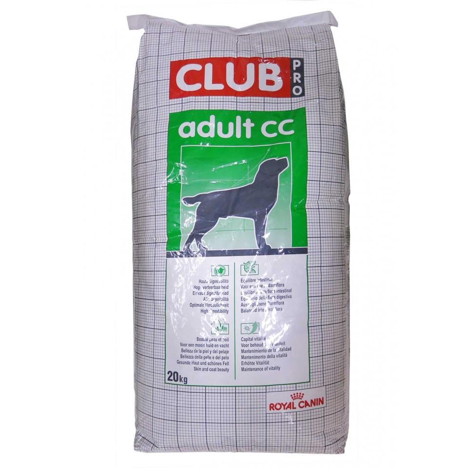 CLUB CC Royal Canin, 20 кг, сухой корм для собак основное питание