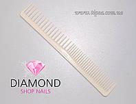 Расчёска для стрижки Salon Professional силиконовая PRO-12