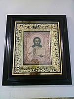 Икона подарочная Спасителя Христа 34х37см