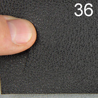Термовинил HORN (черный 36)для обтяжки торпеды