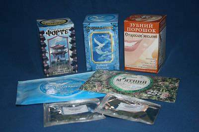 Гигиенические средства по уходу за зубами