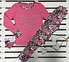 Пижама детская хлопковая ТМ Фламинго  122