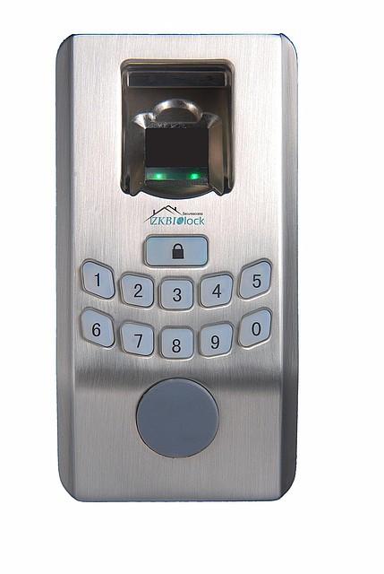 Дверной замок по отпечатку пальца ZKTeco HL100