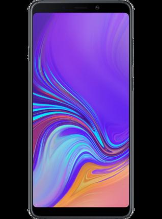 Смартфон Samsung Galaxy A9 2018 Caviar Black (SM-A920FZKDSEK) Оригинал Гарантия 12 месяцев, фото 2
